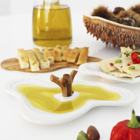 olijfolie schaaltje