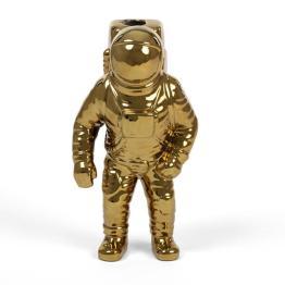 astronaut vase seletti