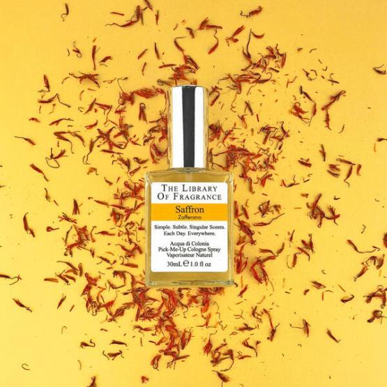 saffron parfum
