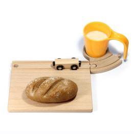 treinspoor ontbijtset