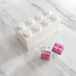 Lego sieraden doosje lang wit