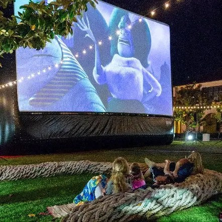 Outdoor Movie Screen Rentals Get A Quote For Your Outdoor