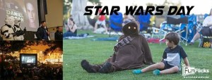 Star Wars Day Movie Night