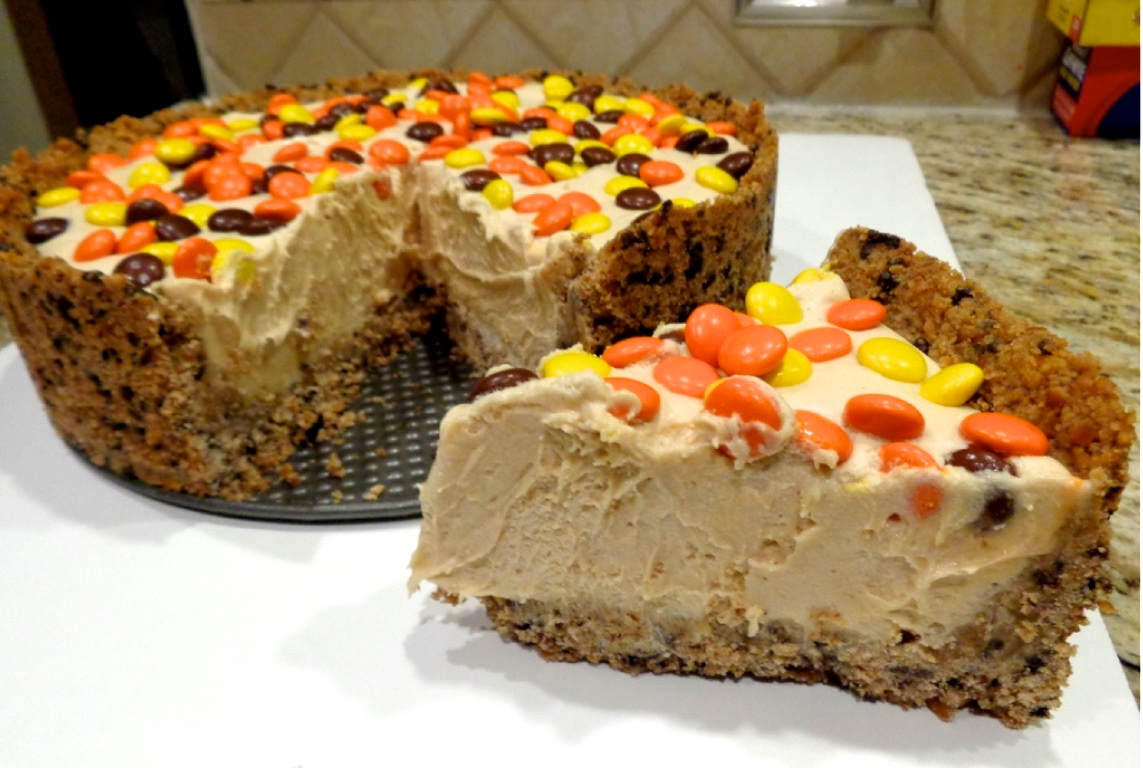 How to Make a Reeses Peanut Butter Pie  FunFoods