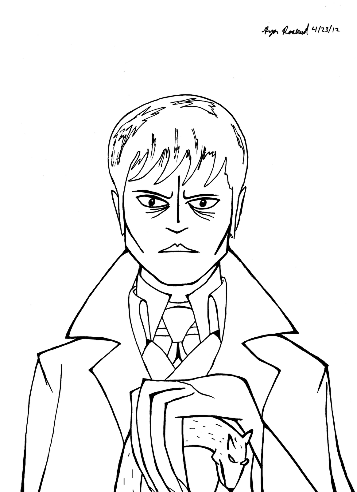 Barnabas Colouring Pages Page 2 Sketch Coloring Page