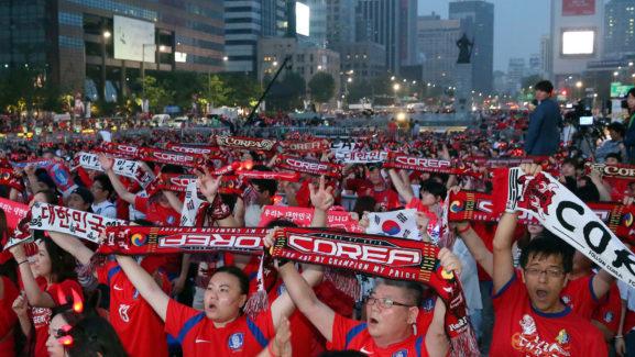 韓国語でサッカー観戦しよう!応援や実況でよく使う20フレーズ!