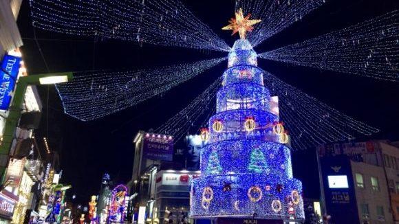 韓国のクリスマス特集!現地在住者に聞く7つのおもしろ特徴!