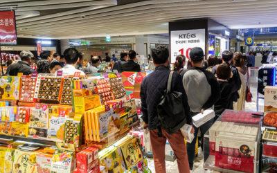 ソウルで韓国お土産を買うとき超おすすめ人気ショップ10選!ロッテ免税店
