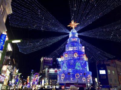 韓国の祝日はいつ?旅行前に読んで現地を快適に過ごそう!クリスマス