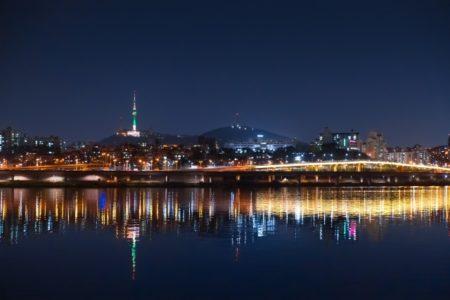 韓国で公園デート!おすすめの人気公園5選!盤浦漢江公園