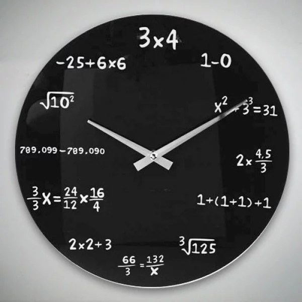 Ekvationsklockan