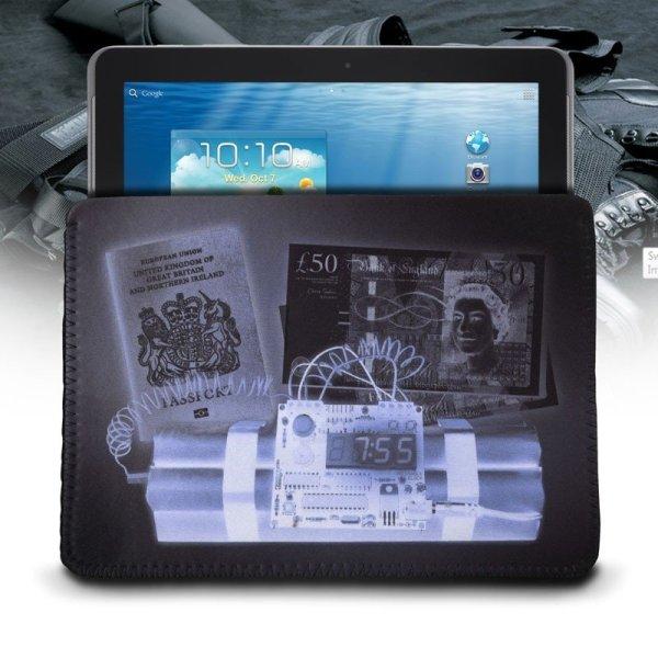 iPad Fodral Hemlig Agent