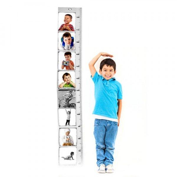 Fotoram Till Barn Med Måttstock