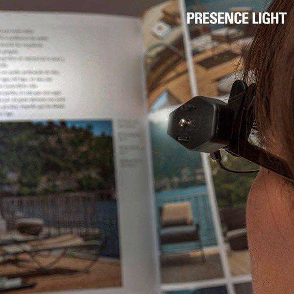 LED Lampa Till Glasögon