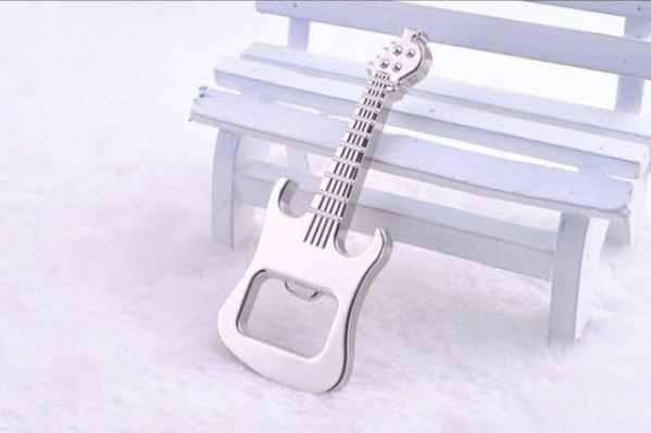 Flasköppnare Gitarr