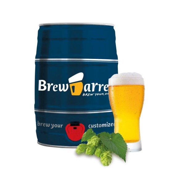 Brewbarrel Brygg Din Egen Öl Wheat Beer