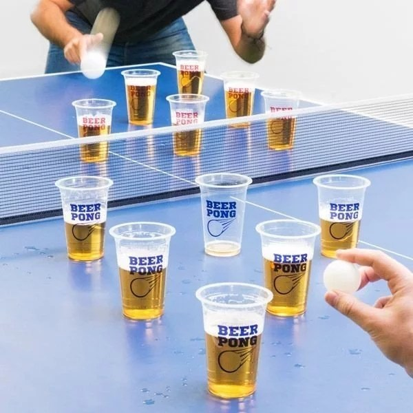 Beer Pong Spel
