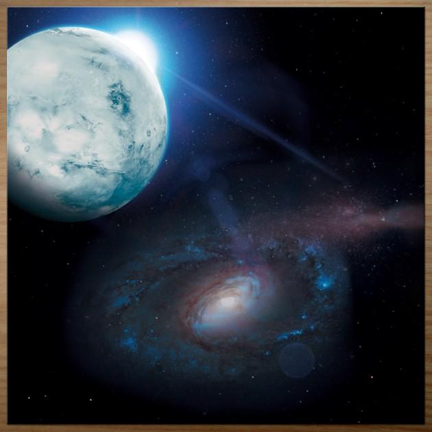 tapis de jeu maps xwing space planete bleue 90x90cm 36x36p vinyl