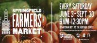 Springfield Farmer's Market @ The Heritage Center