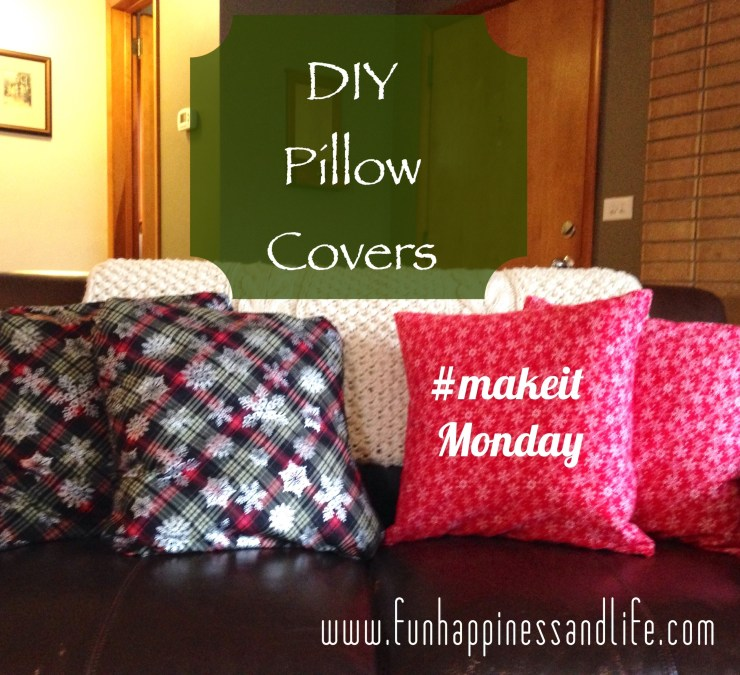 DIY pillow cover is a quick and easy way to change up your decor without breaking the bank.