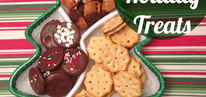 Delicious nut free treats are great to serve at your next holiday gathering and fun to put together with kids.