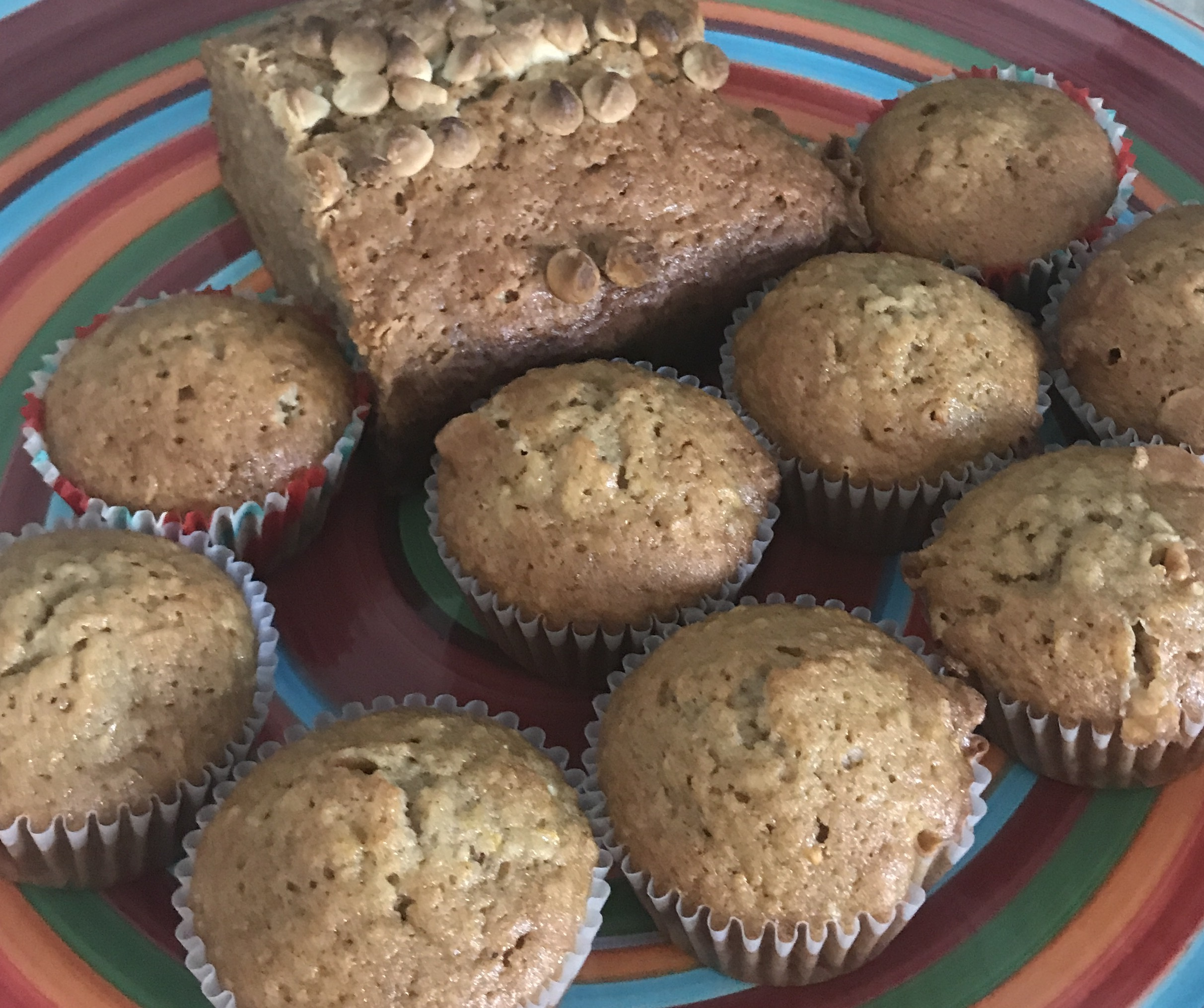 Summer Squash: Quick Bread and Muffins Recipe