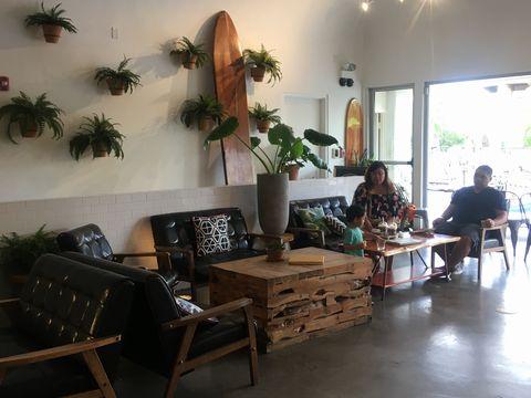 ハワイアンアロマカフェHawaiian Aroma Cafe店内3