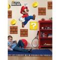 Decoraci 243 n gigante de pared super mario bros comprar online