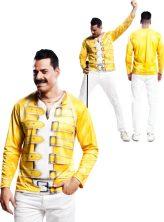 Camiseta chaqueta Freddy Mercury