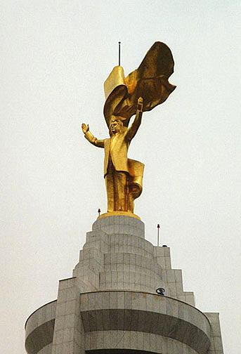 Saparmourat Niazov alias Turkmenbashi