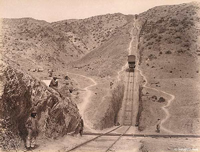Khojak Rope Inclines