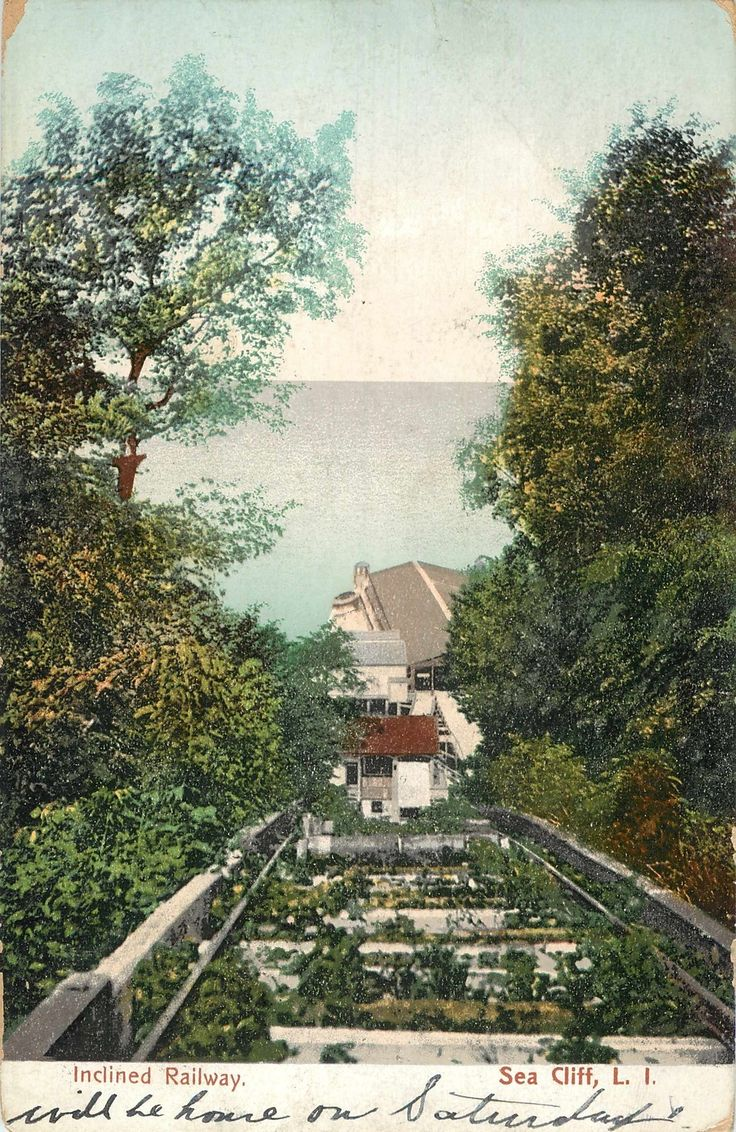 Sea Cliff Incline Railway (1886-1907)