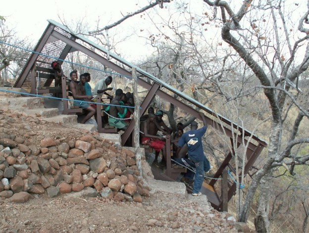Funicular for sale… in Zambia !