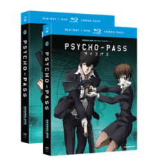 psycho pass parts 1 & 2