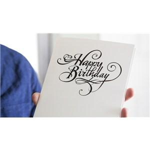 Happy Birthday Joker Card FUN Incorporated