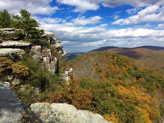 Tibbet Knob Hike To Gorgeous Views On The West Virginia