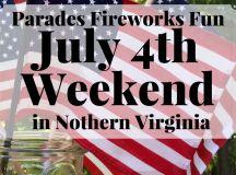 July 4th Weekend 2017: Northern Virginia Fireworks ...
