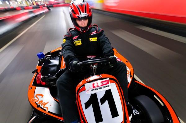 Go Karting Indoor Activities in Tallinn Fun in Tallinn