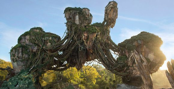 World of Avatar landscape