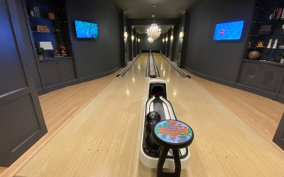 At Home Bowling Alley Installation String Pinsetters Olana Dallas Texas Funk Bowling 9 Of 9