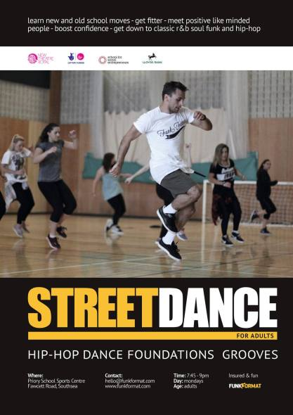 Adult Street Dance Classes