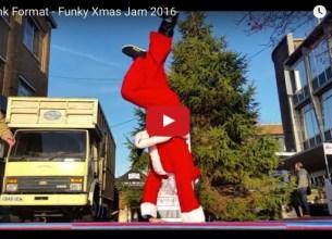 Funky Christmas Video