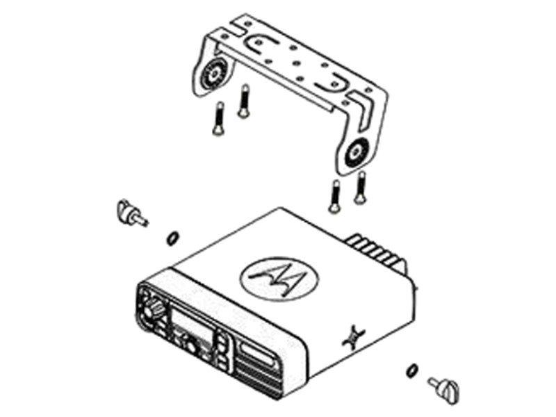 Motorola GLN7324A Installationssatz (kleiner Bügel), 17,95