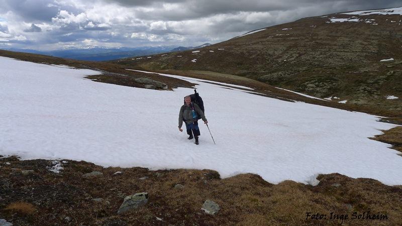 Rondane 2012 – Dag 2, Høvringen – Dørålsvatnet