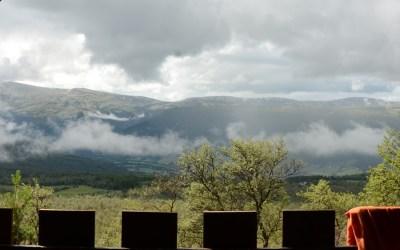 Gapahuken «Utsikten»,  Dovre
