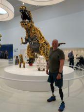Walking the dinosaur