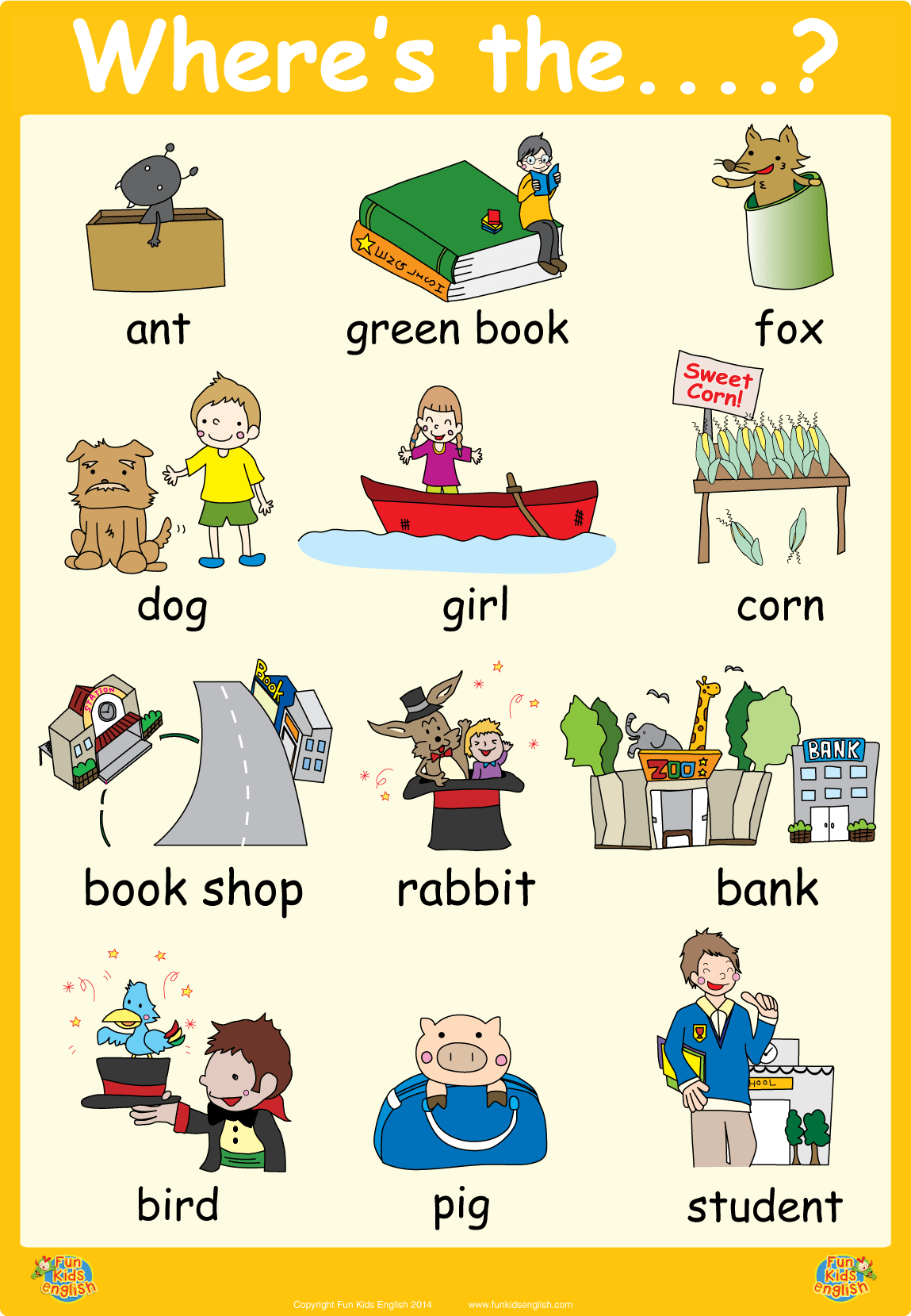 2nd Grade Preposition Worksheets Free