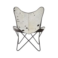 Cowhide Office Chair Uk What Is The Fic Butterfly Galey