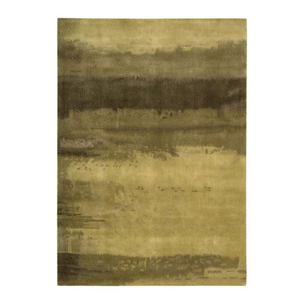 Luster Wash Rugs Sw11 Gold Calvin Klein