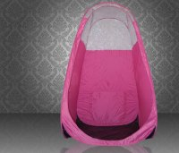 Tanning Tent Pop-Up Booth - Pink - Funkissed